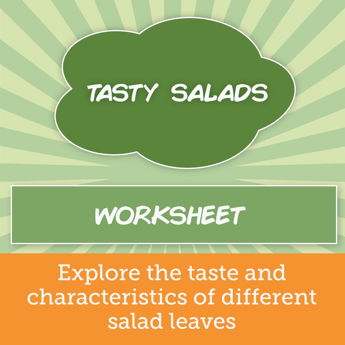tasty salads